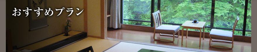 おすすめプラン&#岩手県の温泉・露天風呂 大沢温泉 山水閣